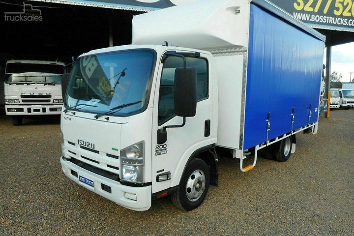 Used Isuzu Trucks for Sale in Queensland, Australia