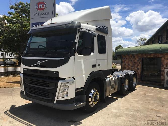 Volvo Trucks for Sale in Queensland, Australia - trucksales