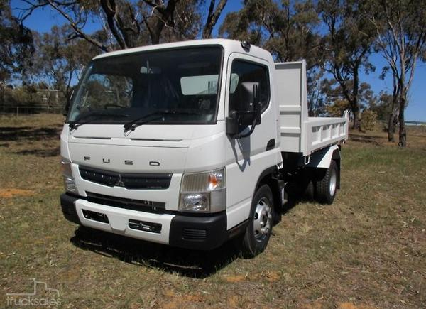 c5787ac502 Fuso Canter 715 Factory Tipper Trucks for Sale in Australia ...
