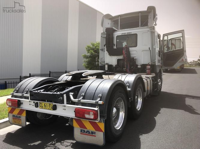 DAF Trucks for Sale in Australia - trucksales com au