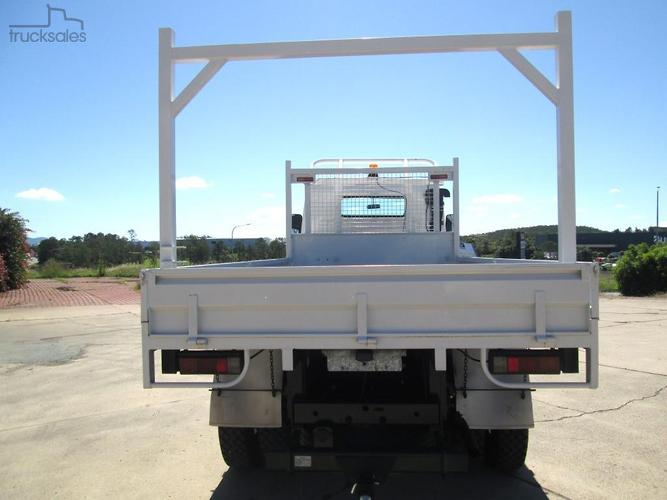 Mitsubishi Canter 4X4 FG84 Fuso Trucks for Sale in Australia
