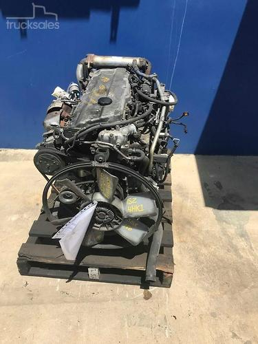 Isuzu Engines & Motors for Sale in Australia - trucksales com au