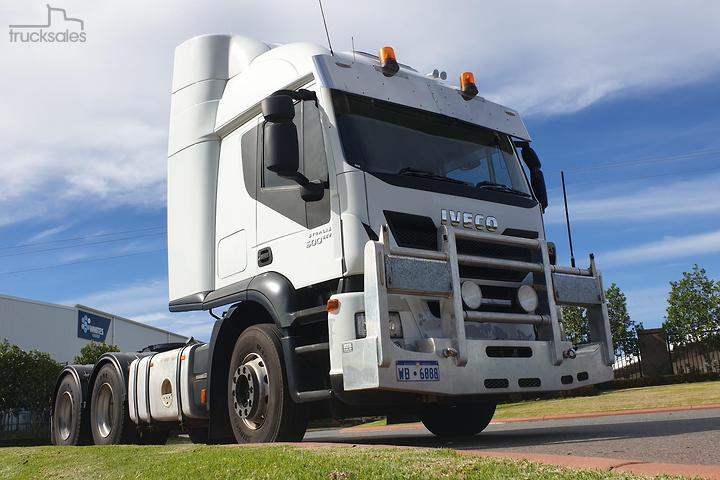 Iveco Prime Mover Trucks for Sale in Australia - trucksales com au