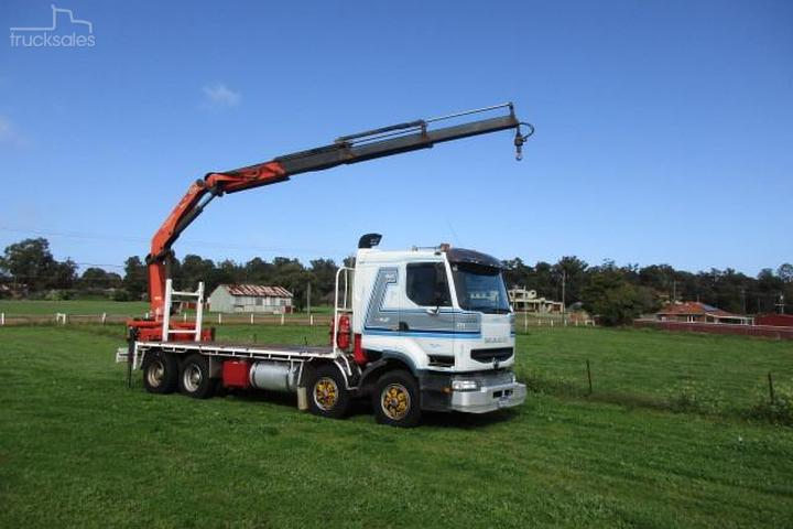 Mack Trucks for Sale in Western Australia, Australia