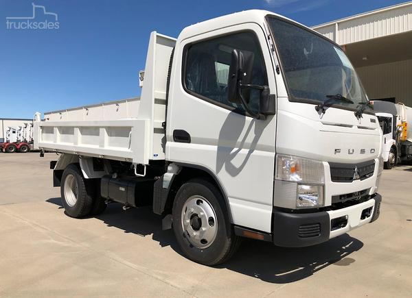 ef90cab684 Fuso Canter 515 Narrow Factory Tipper Trucks for Sale in Australia ...