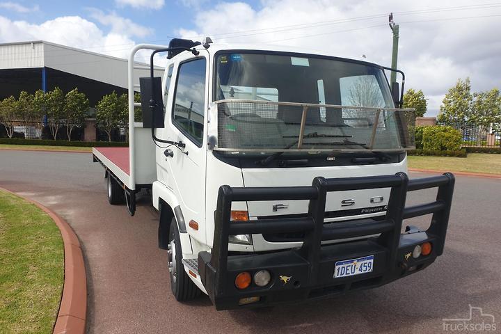 Fuso Trucks for Sale in Australia - trucksales com au