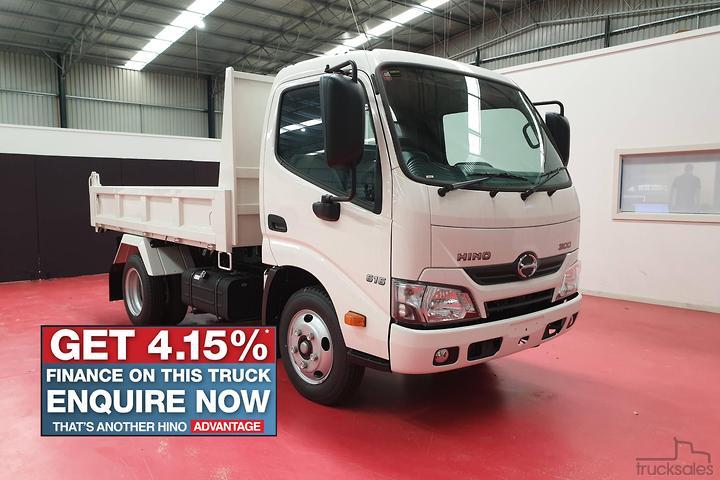 Hino 616 300 Series Trucks for Sale in Australia