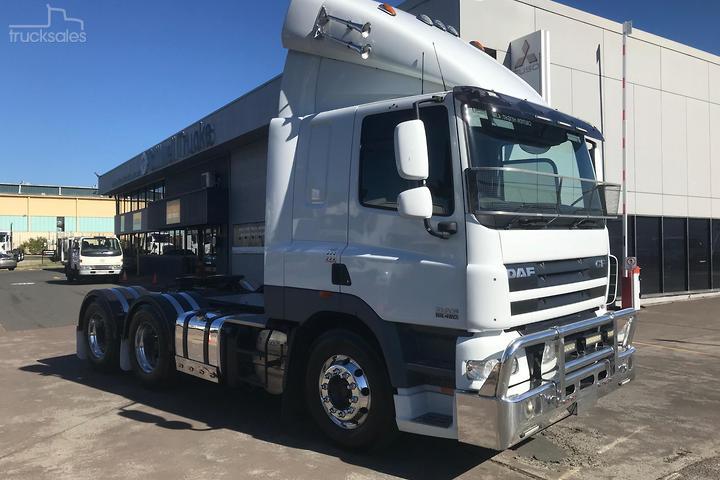 DAF Trucks for Sale in Australia - trucksales com au