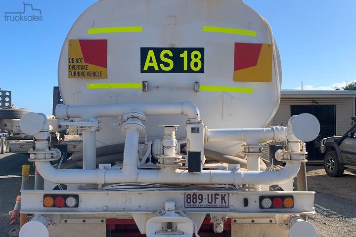 Tanker Trailers for Sale in Australia - trucksales com au