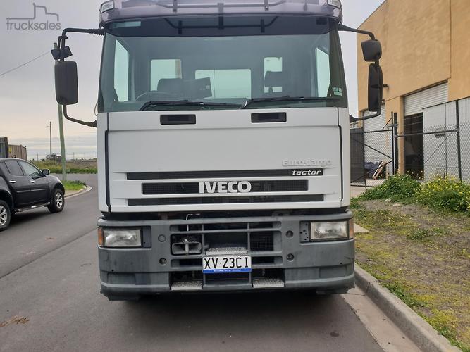 Iveco Eurocargo Trucks for Sale in Australia - trucksales com au