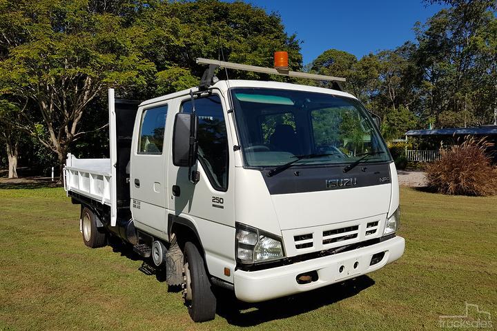 Isuzu N Series Trucks for Sale in Australia - trucksales com au