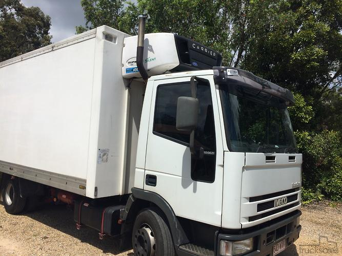 Heavy mercials Refrigerated Truck Trucks 4x2 Drive Type for Sale