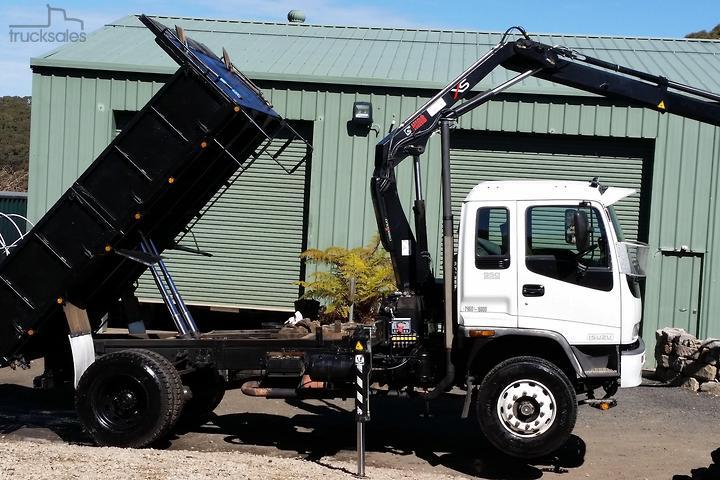 Crane Truck Trucks for Sale in Australia - trucksales com au