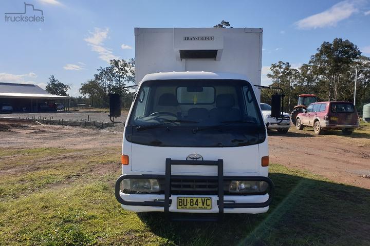 Toyota Dyna Trucks for Sale in Australia - trucksales com au