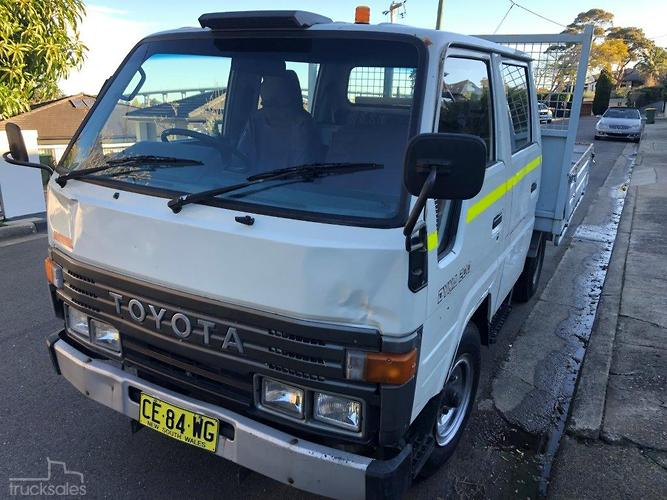 Toyota Dyna Trucks for Sale in Australia - trucksales com au