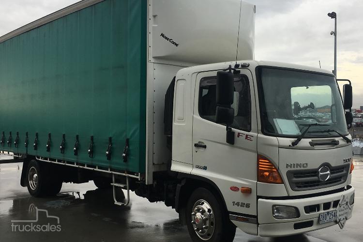Hino Trucks For Sale In Australia Trucksales Com Au