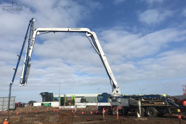 Used Concrete Equipments for Sale in Victoria, Australia