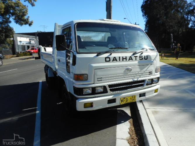Daihatsu Trucks for Sale in Australia - trucksales com au