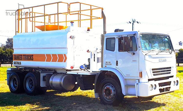 Iveco Trucks for Sale in Australia - trucksales com au