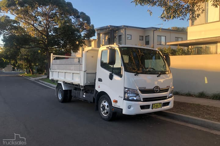 Hino Trucks for Sale in Australia - trucksales com au