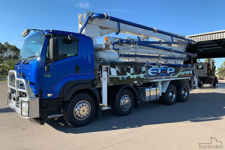Jacon Concrete Pump Concrete Equipments for Sale in Australia