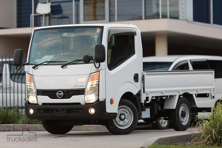 Nissan Atlas Trucks For Sale In Australia Trucksales Com Au