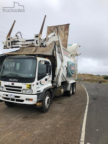 Compactor Trucks for Sale in Australia - trucksales com au