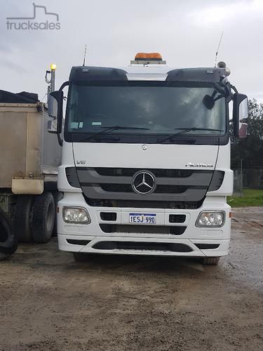 Mercedes-Benz Trucks for Sale in Australia - trucksales com au