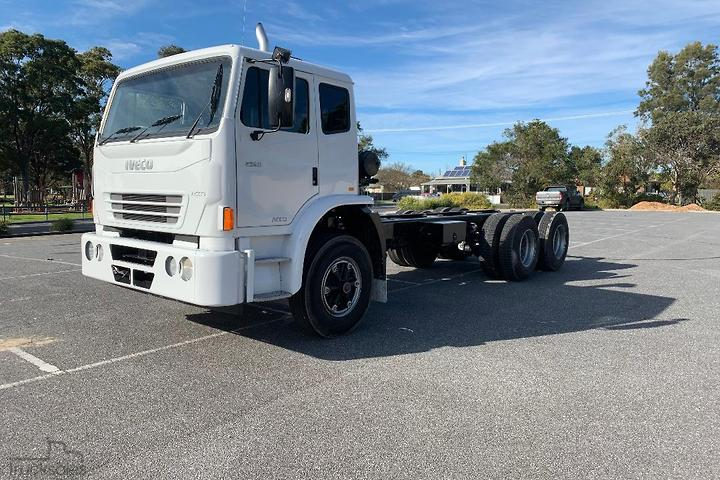 Iveco Trucks for Sale in Australia - trucksales com au