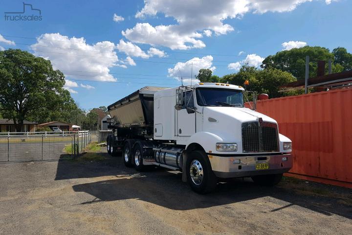 Kenworth T300 Series Trucks for Sale in Australia