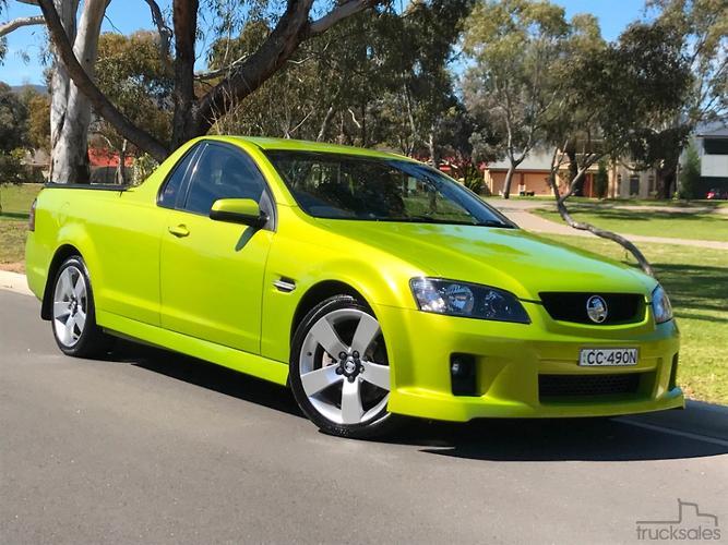 2007 Holden Ute Sv6 Ve Manual Ute In Sa Trucksales