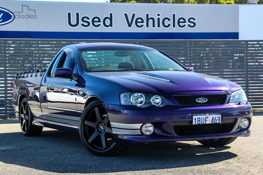 2004 Ford Falcon Ute Xr8 Ba Auto Super Cab Oag Ad 16834353