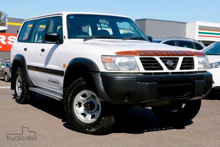 1999 nissan patrol st gu manual 4x4 patrol in qld trucksales com au rh trucksales com au Nissan Patrol Logo 1969 Nissan Patrol