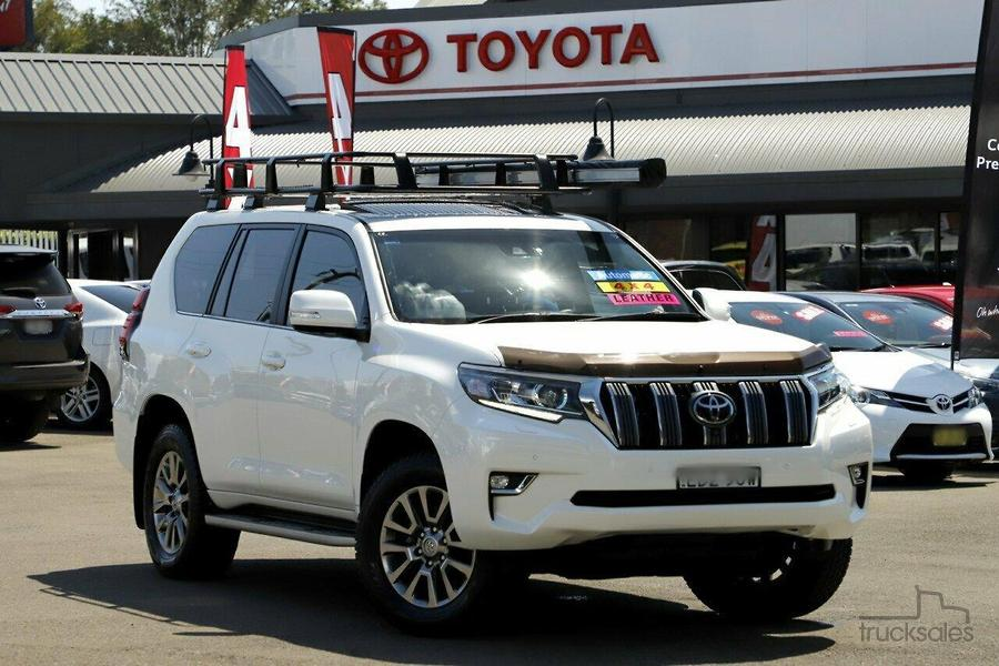 Toyota Prado Kakadu 2020 2020 Toyota Prado Kakadu 2022 Model