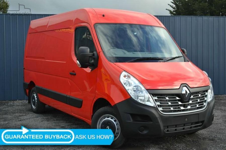 1459c821fb 2018 Renault Master Medium Wheelbase Auto - trucksales.com.au