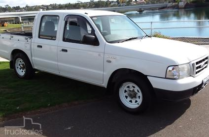 2006 Ford Courier GL PH (Upgrade) Manual Courier in TAS - trucksales ...