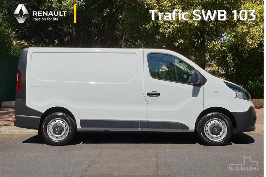 d10871ab39 2018 Renault Trafic 103KW SWB Manual - trucksales.com.au