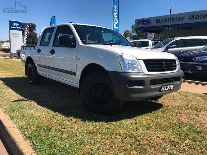 2005 holden rodeo lx ra manual my05 5 rodeo in nsw trucksales com au rh trucksales com au Holden Rodeo 4x4 2005 holden rodeo repair manual