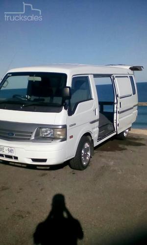 2002 ford econovan jh lwb manual econovan in qld trucksales com au rh trucksales com au Ford E-350 Ford Van