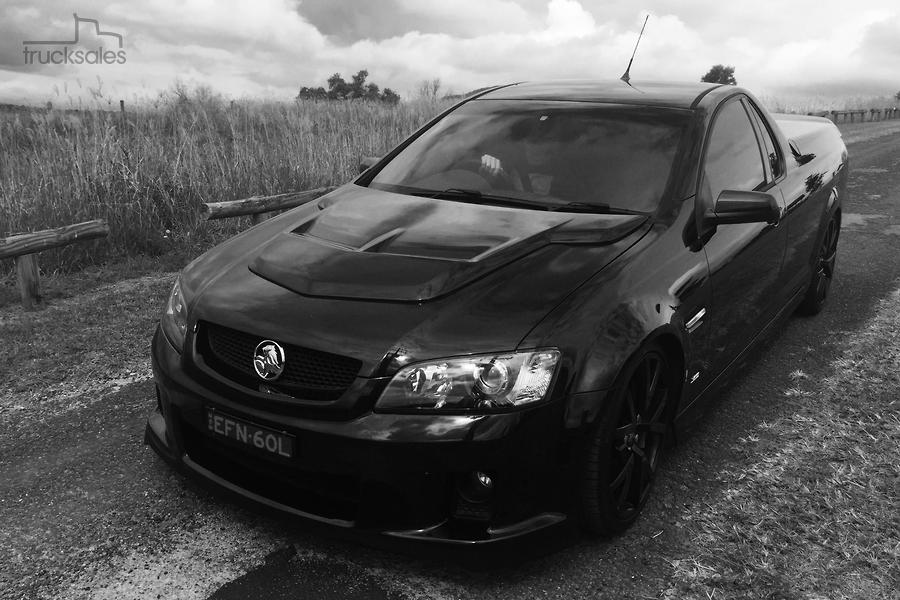2009 Holden Ute SS V VE Manual MY09 5-SSE-AD-5023478