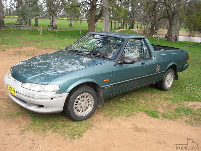 1996 ford falcon gli xh manual falcon in nsw trucksales com au rh trucksales com au 1990 Ford Falcon Newest Ford Falcon