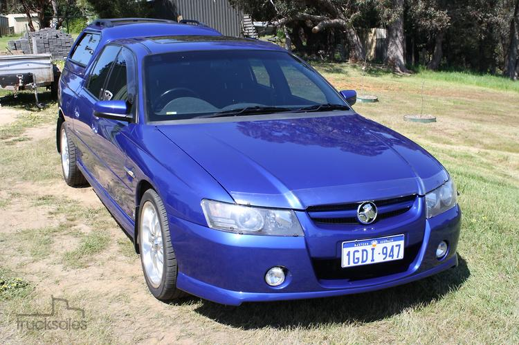 2006 Holden Crewman Thunder SS VZ Manual MY06 Dual Cab & 2006 Holden Crewman Thunder SS VZ Manual MY06 Dual Cab Crewman in ...
