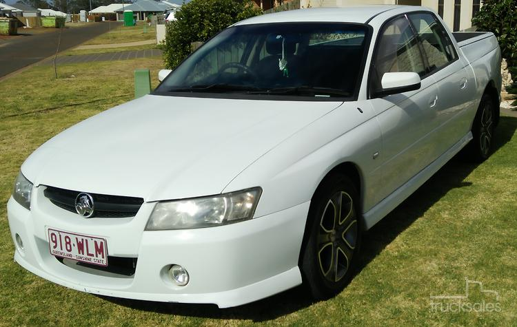 2007 Holden Crewman S VZ Auto MY06 Dual Cab ... & Holden Crewman - Search New u0026 Used Holden Crewman for sale ...