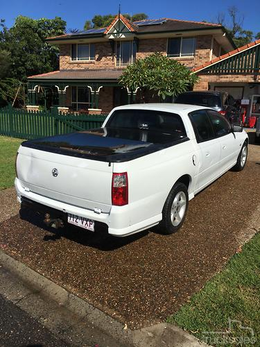 ... 2007 Holden Crewman VZ Auto MY06 Dual Cab ... & Holden Crewman - Search New u0026 Used Holden Crewman for sale ...