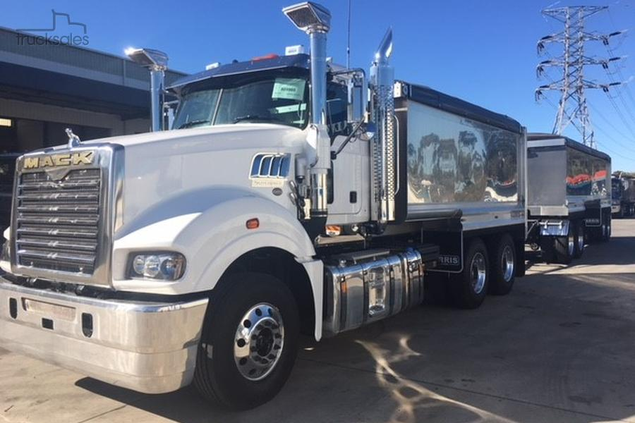 2018 Mack Superliner 20m PBS Unit Available for Immediate