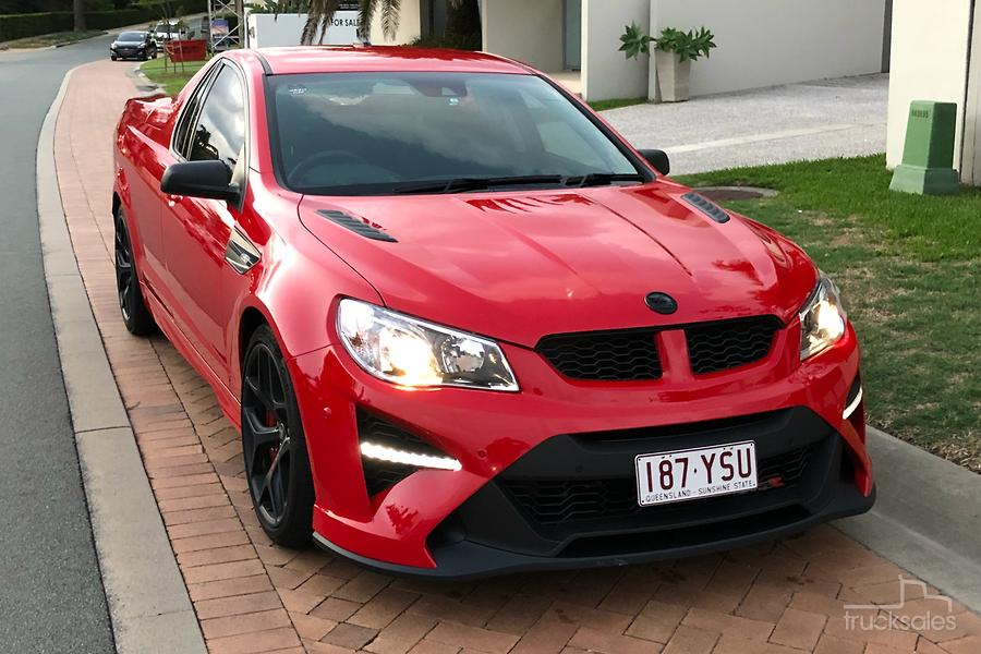 2017 Holden Special Vehicles Maloo GTS R Auto MY17-SSE-AD-5232192