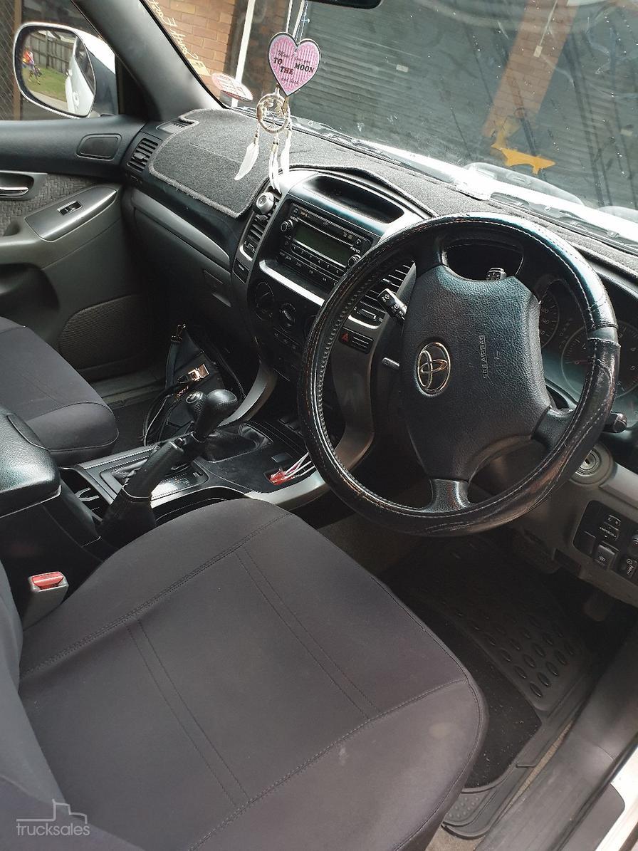 2005 Toyota Landcruiser Prado GXL Auto 4x4-SSE-AD-6100139