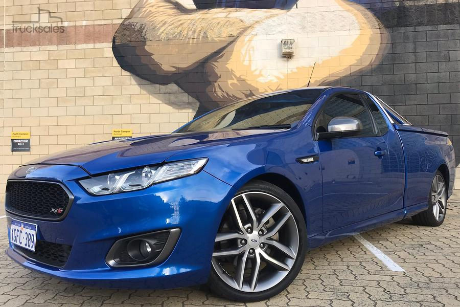 2015 Ford Falcon Ute XR6 Turbo FG X Auto Super Cab-SSE-AD-5966538