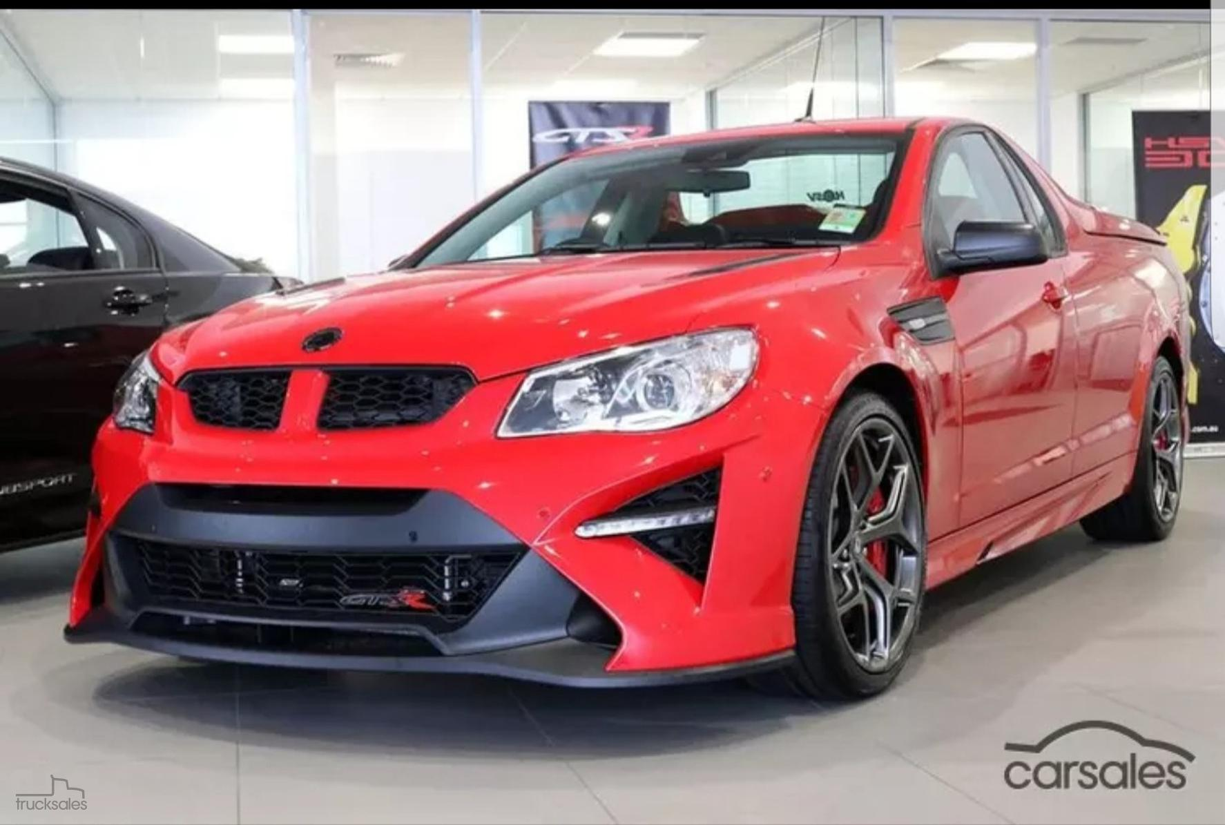 2017 Holden Special Vehicles Maloo GTS R Manual MY17-SSE-AD-6206227
