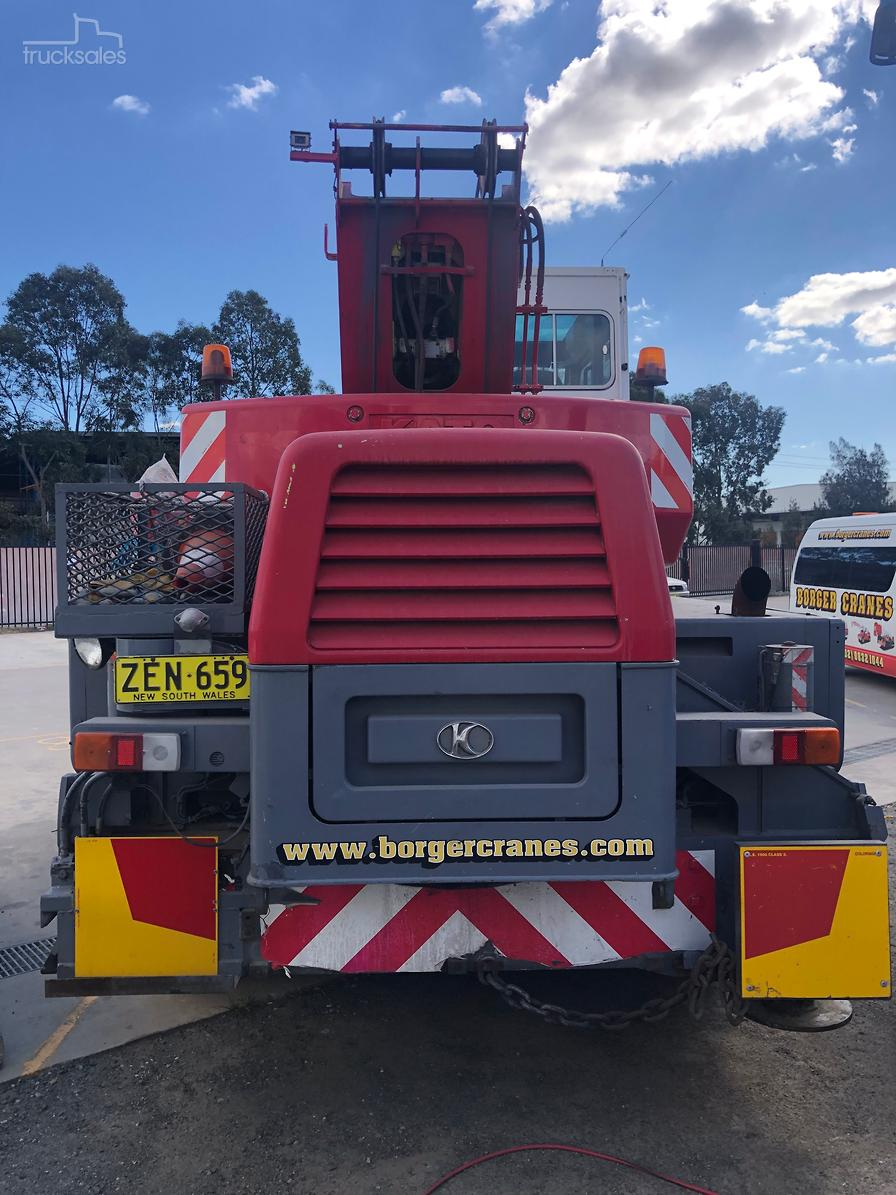 1996 kato KR22-SSE-AD-6250176 - trucksales com au